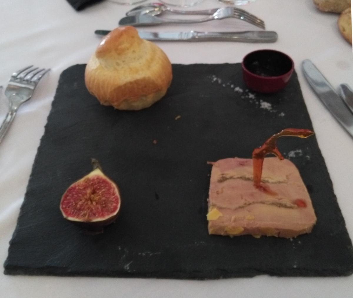 Foie gras aux figues 1
